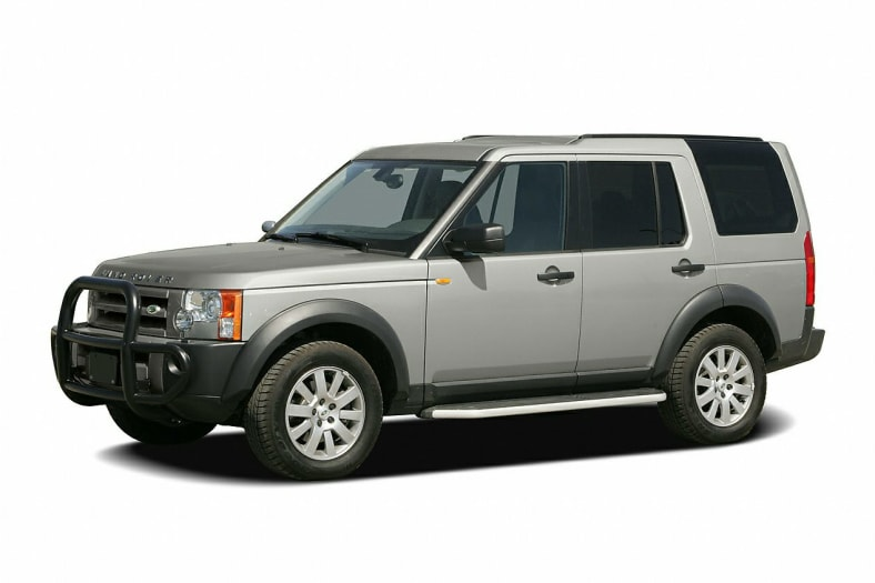 2006 land rover lr3 information. Black Bedroom Furniture Sets. Home Design Ideas