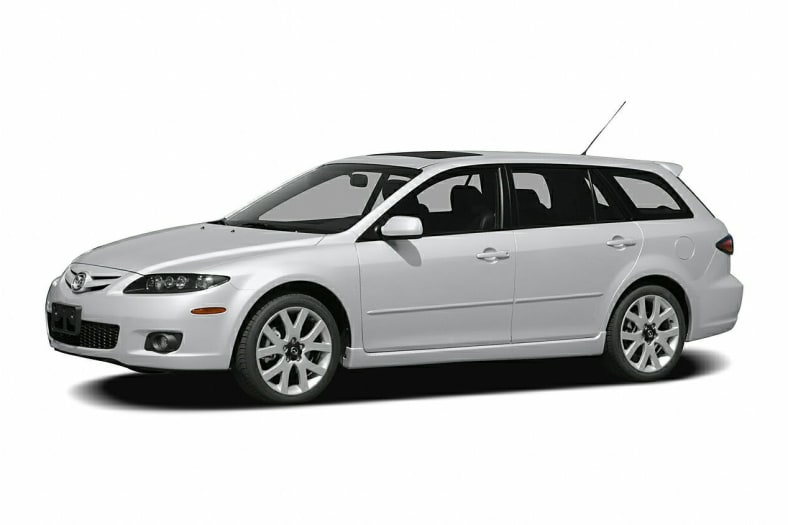 2006 mazda mazda6 s grand touring 4dr sport wagon information. Black Bedroom Furniture Sets. Home Design Ideas