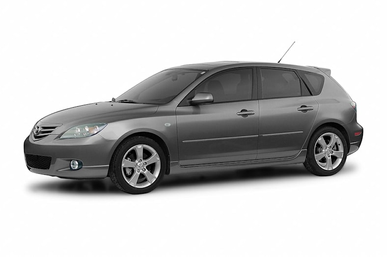 Perfect 2006 Mazda3