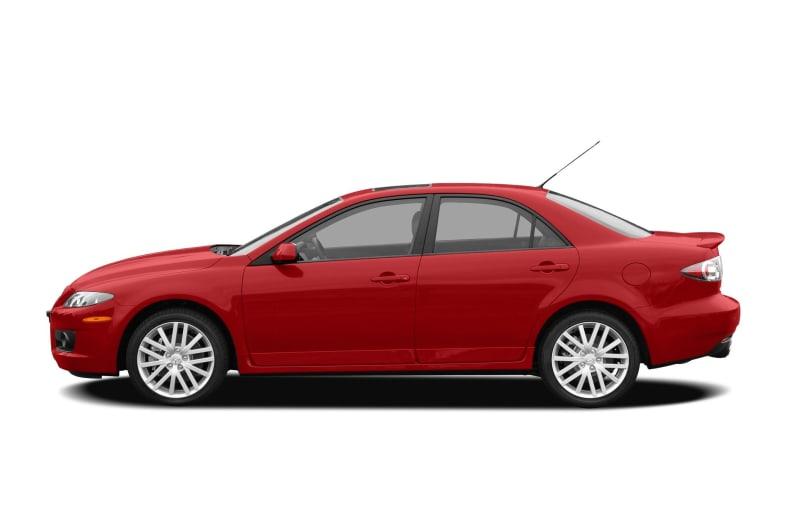 2006 Mazda MazdaSpeed6 Exterior Photo