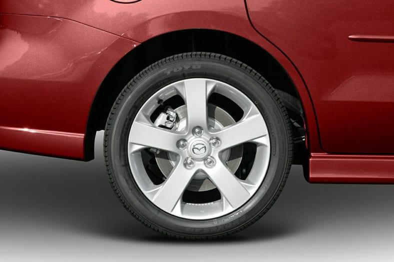 2006 Mazda Mazda5 Exterior Photo