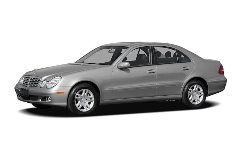 2006 mercedes benz e class information. Black Bedroom Furniture Sets. Home Design Ideas