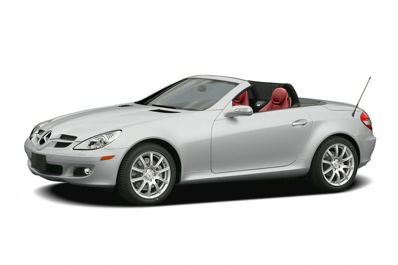 2006 mercedes benz slk class information for Mercedes benz slk 2006