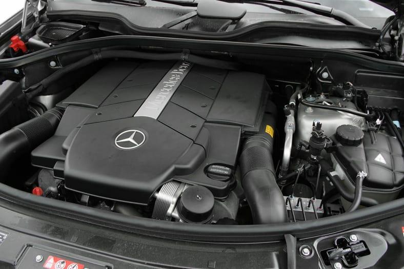 2006 Mercedes-Benz M-Class Exterior Photo