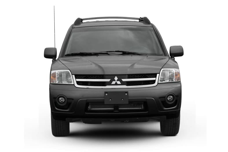 2006 Mitsubishi Endeavor Exterior Photo
