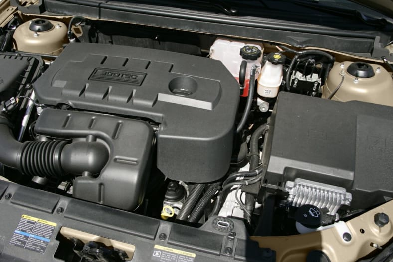 pontiac g6 2006 engine