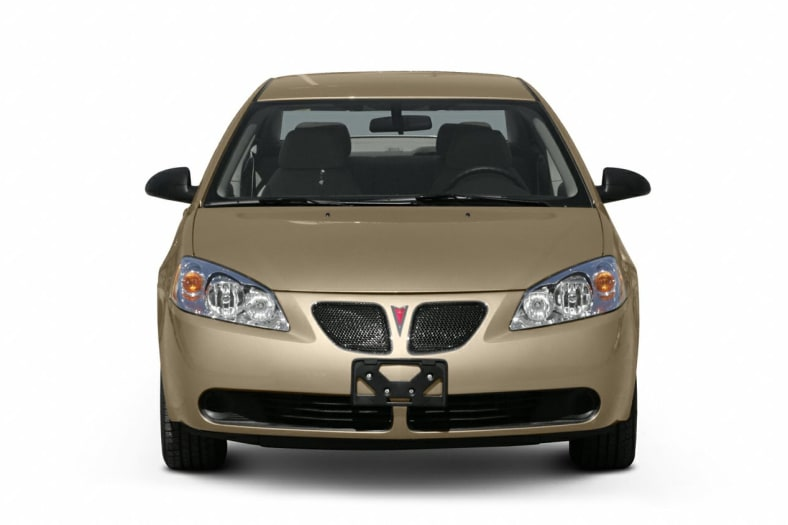 2006 Pontiac G6 Exterior Photo