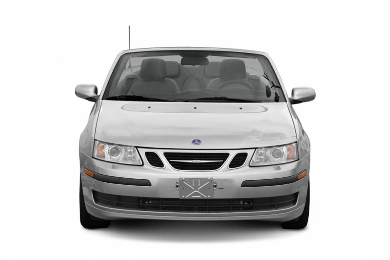 2006 saab 9 3 aero 2dr convertible pictures. Black Bedroom Furniture Sets. Home Design Ideas