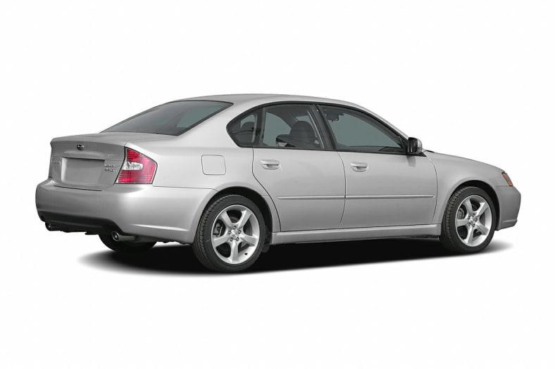 2006 Subaru Legacy 2 5i 4dr Sedan Pictures