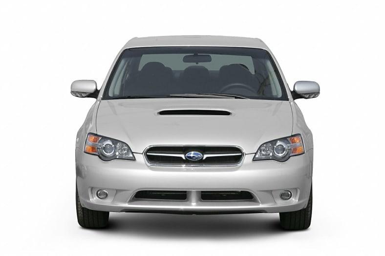 2006 Subaru Legacy 25gt Specb 4dr Sedan Specs And Prices