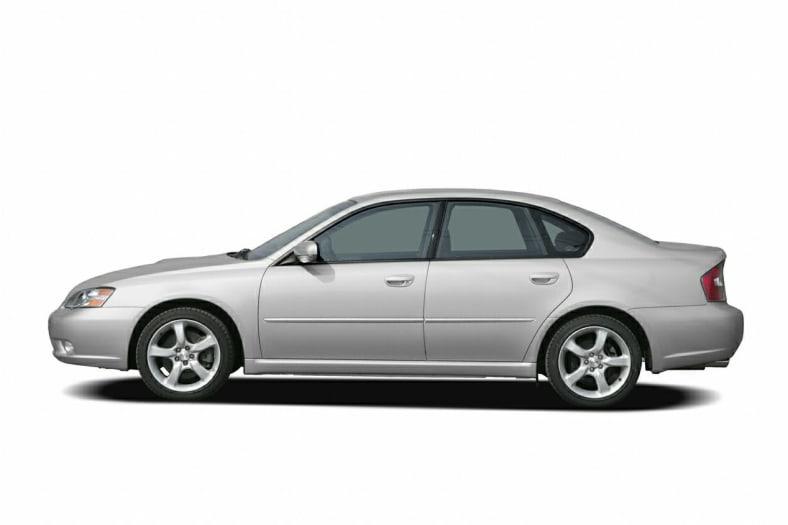 2006 Subaru Legacy Exterior Photo