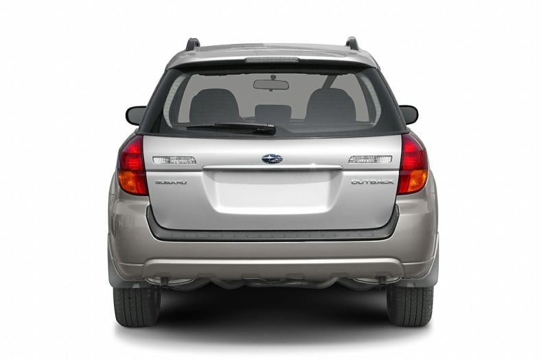 2006 Subaru Outback 3 0r L L Bean Edition 4dr All Wheel