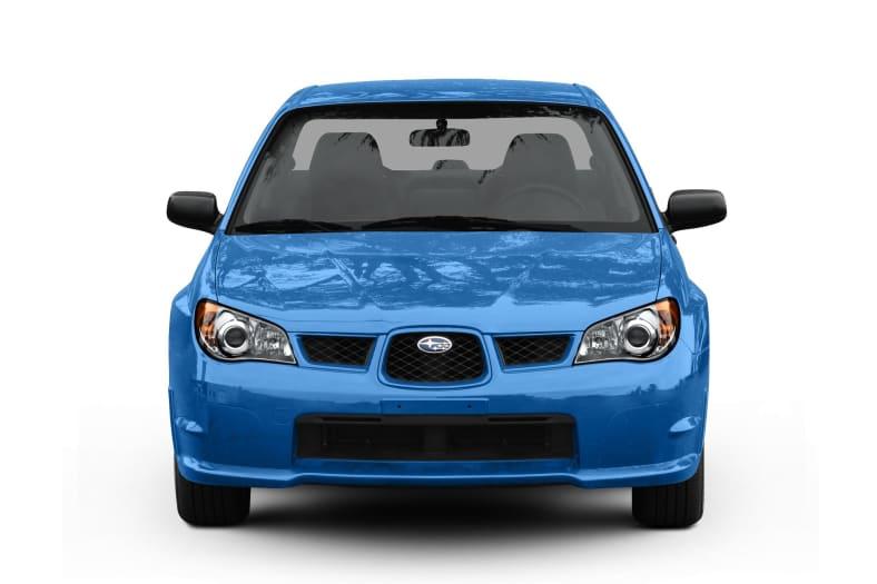 2006 Subaru Impreza Wrx Tr 4dr All Wheel Drive Sedan Specs And Prices
