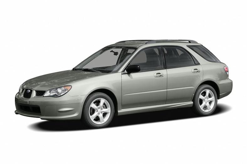 2006 Subaru Wagon The Wagon