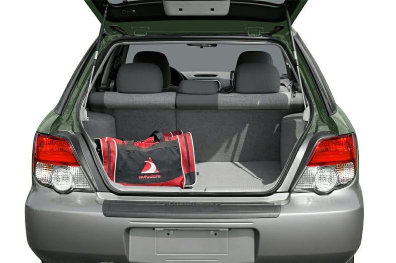 2006 Subaru Impreza Outback Sport Exterior Photo