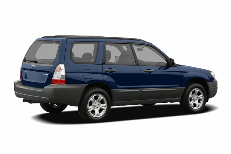 2006 subaru forester 2 5x 4dr all wheel drive pictures. Black Bedroom Furniture Sets. Home Design Ideas