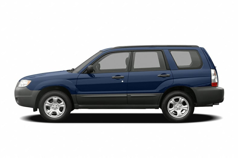 2006 subaru forester pictures. Black Bedroom Furniture Sets. Home Design Ideas