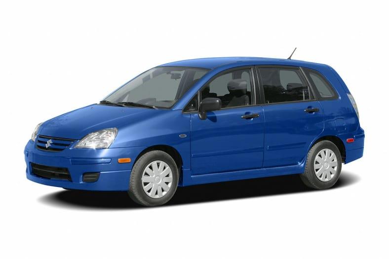 Suzuki Aerio Sx Hatchback Reviews