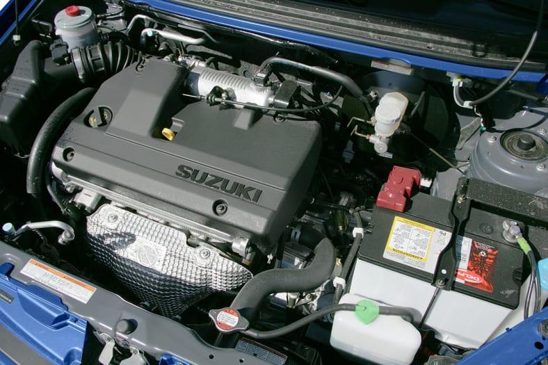 Suzuki Aerio Sx Specs