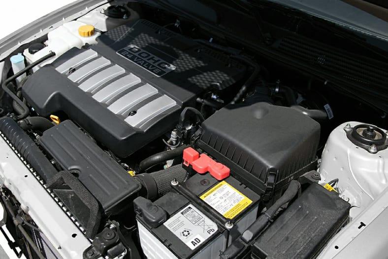 2006 Suzuki Verona Exterior Photo