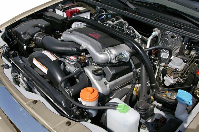 2006 Suzuki XL-7 Exterior Photo