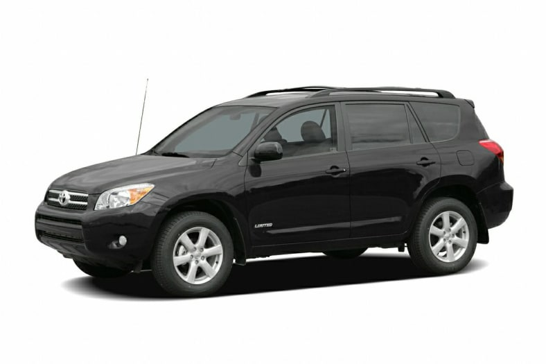 2006 Toyota RAV4 Exterior Photo
