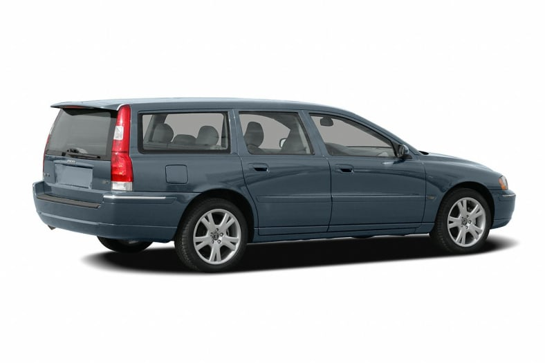 2006 volvo v70 2.5t 4dr front-wheel drive station wagon specs and prices