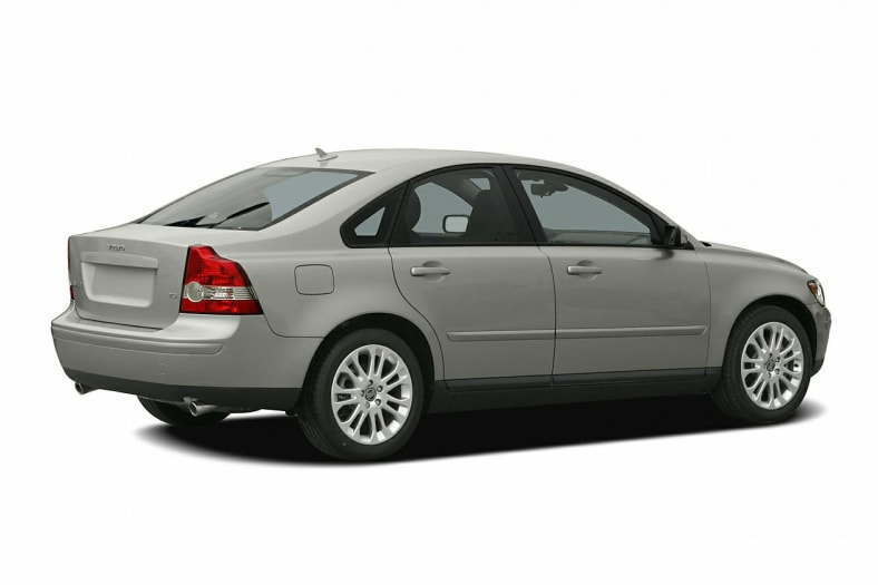 2006 volvo s40 t5 4dr all-wheel drive sedan specs and prices