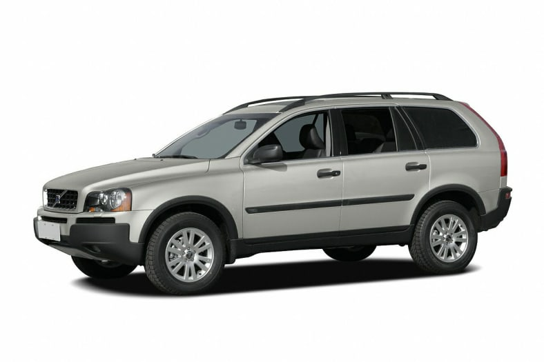 2006 Volvo XC90 2.5T 4dr Front-wheel Drive Information