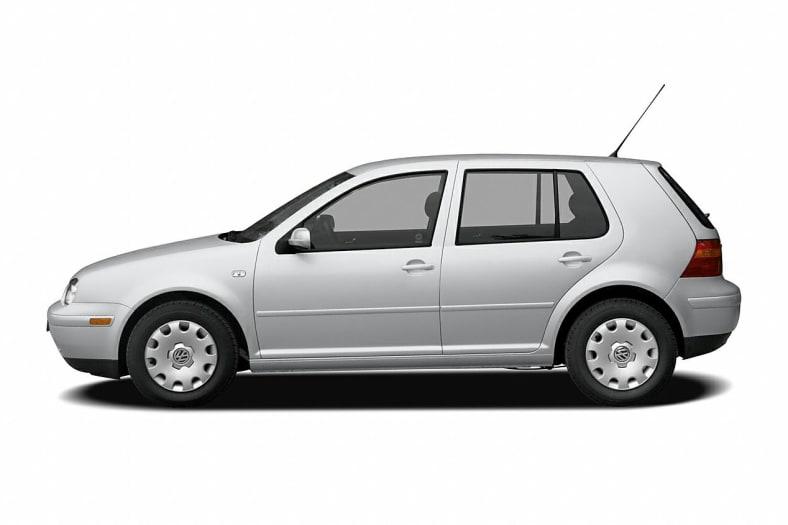 2006 Volkswagen Golf Exterior Photo