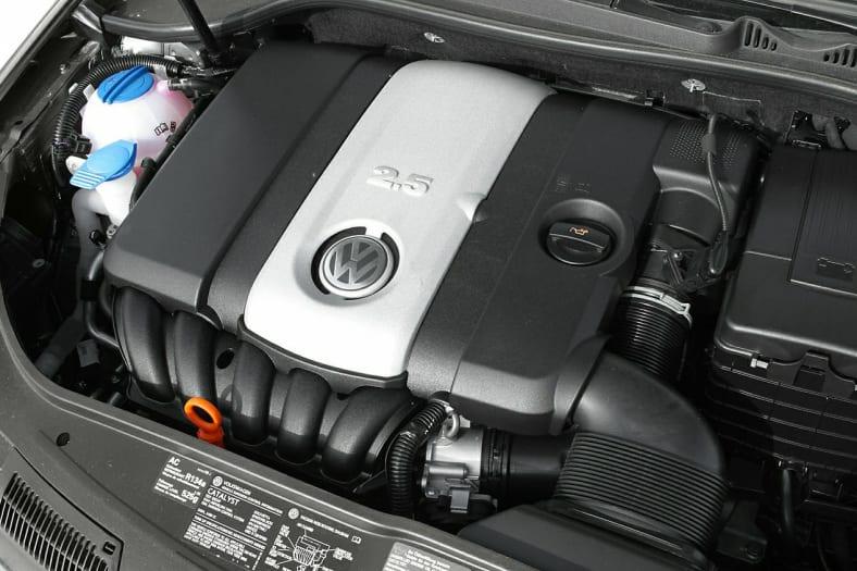 2006 Volkswagen Jetta Safety Features
