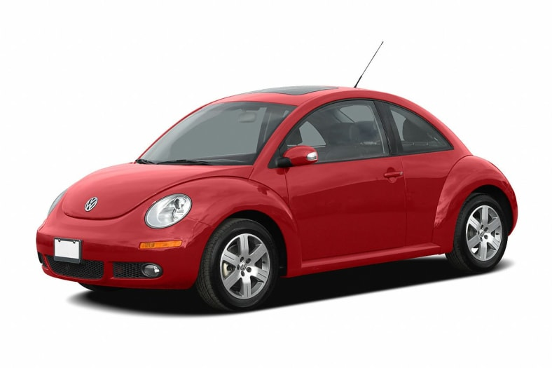 2006 New Beetle