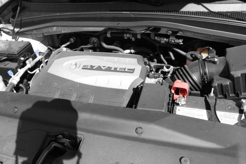 2007 Acura MDX Exterior Photo