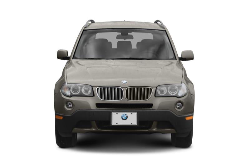 2007 BMW X3 Information