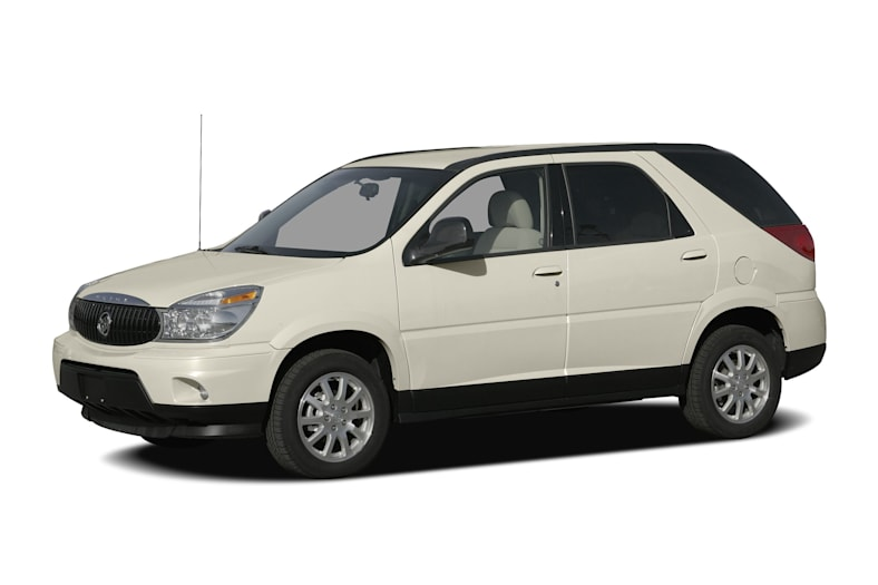 2007 buick rendezvous information. Black Bedroom Furniture Sets. Home Design Ideas