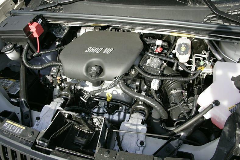 2007 Buick Rendezvous Exterior Photo