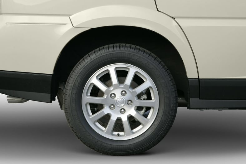 2007 buick rendezvous cxl front wheel drive pictures. Black Bedroom Furniture Sets. Home Design Ideas