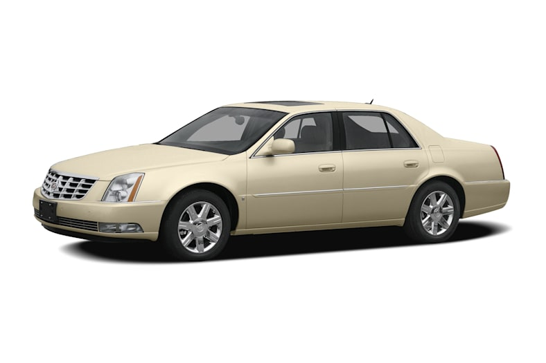 What Are Dts >> 2007 Cadillac Dts Information