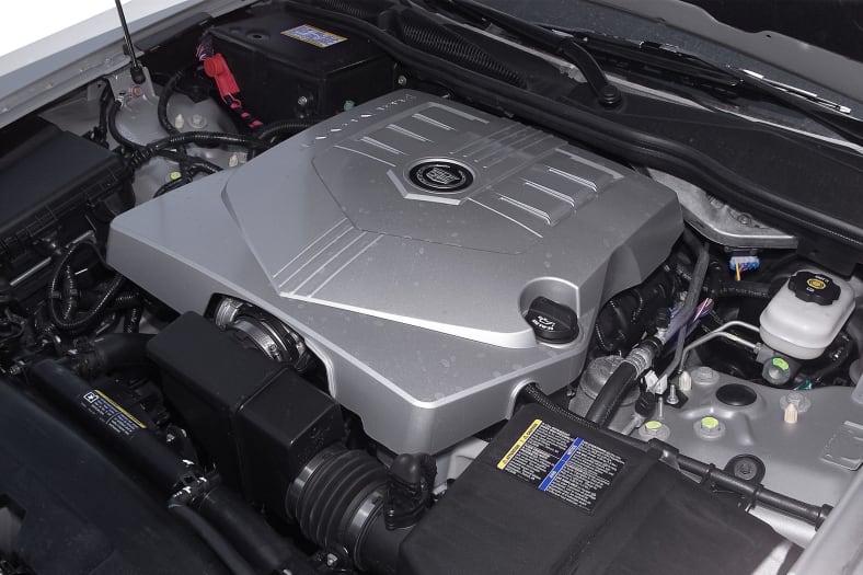 2007 Cadillac CTS Exterior Photo