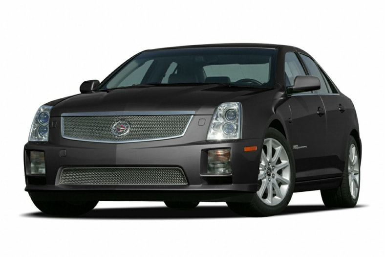 2007 cadillac sts v information. Black Bedroom Furniture Sets. Home Design Ideas