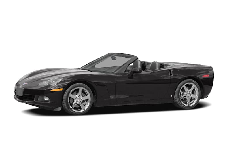2007 Chevrolet Corvette Base 2dr Convertible Specs and Prices