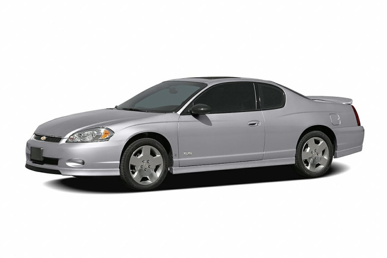 2007 chevrolet monte carlo ss 2dr coupe information. Black Bedroom Furniture Sets. Home Design Ideas