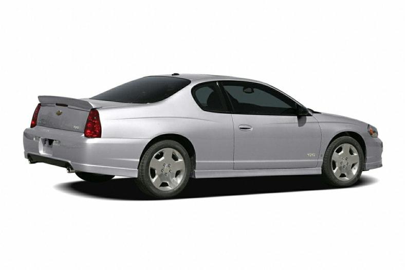2007 Chevrolet Monte Carlo Exterior Photo