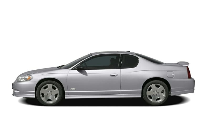 2007 Chevrolet Monte Carlo SS 2dr Coupe Specs And Prices