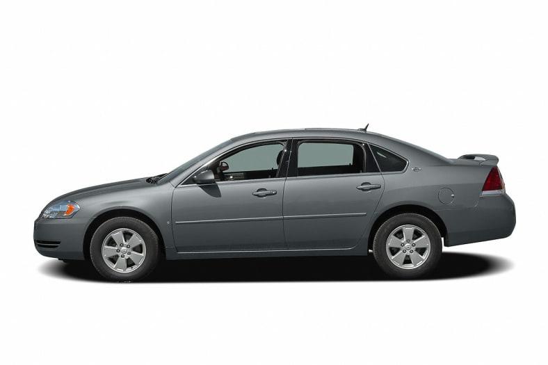 2007 Chevrolet Impala Pictures