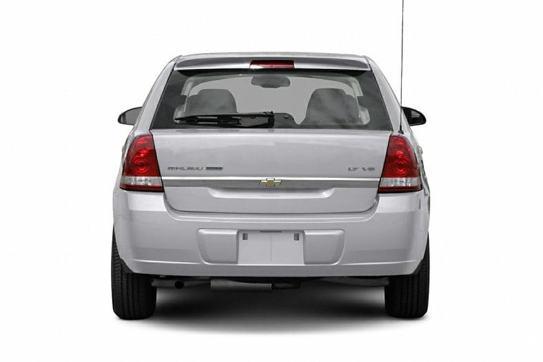 2007 Chevrolet Malibu MAXX Information