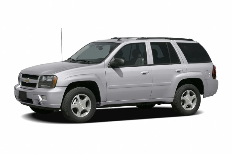2007 Chevrolet TrailBlazer Exterior Photo
