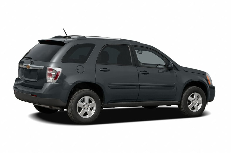 2007 Chevrolet Equinox Owner Reviews And Ratings