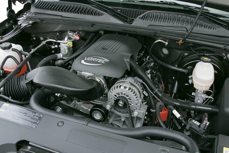 2007 Chevrolet Silverado 1500 Classic Exterior Photo