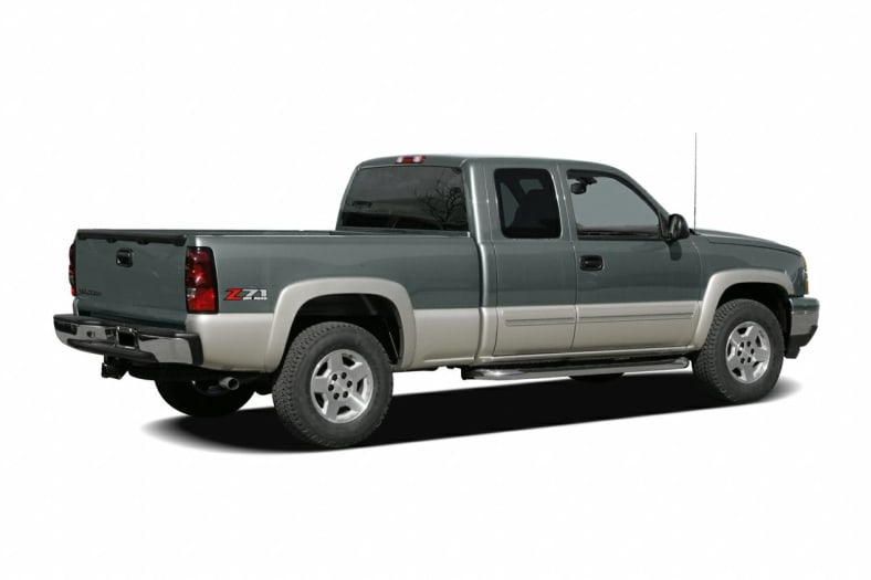 2007 chevrolet silverado 1500 classic lt3 4x4 extended cab 8 ft box 157 5 in wb pictures. Black Bedroom Furniture Sets. Home Design Ideas